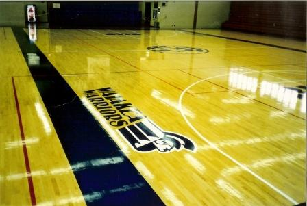 Gym, Athletic, or Sports Flooring Systems